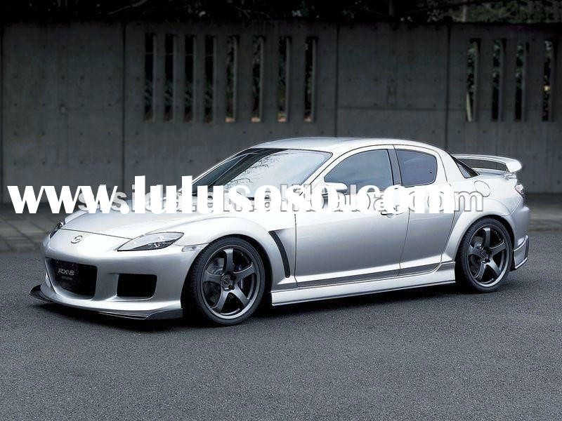 Bodykit For 2003-Mazda-RX8-MS Style