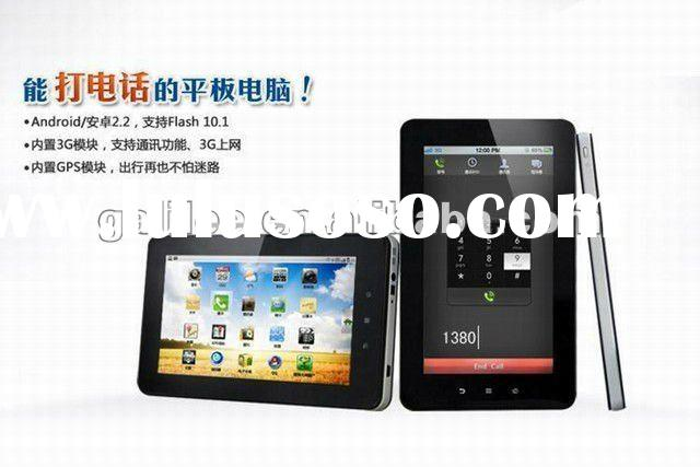 "2012 MID with telephone 7"" 3G Android OS 2.3 MID (GLL 710)"