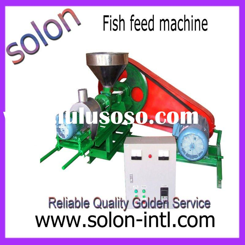 Hot selling fish floating pellet mill in 2012