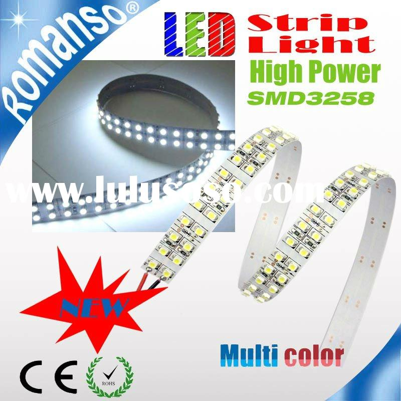 SMD3528 flexible two rows led strip light