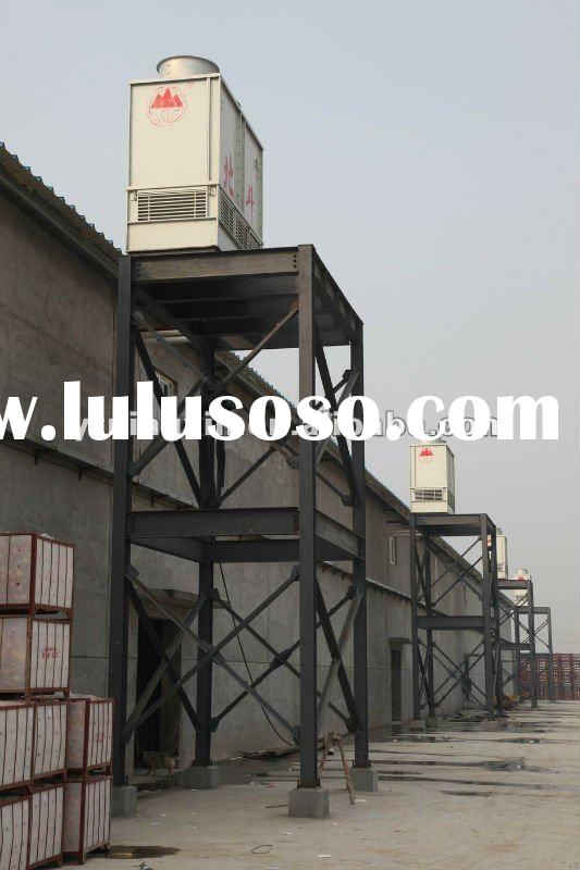 YANTAI large scale cold storage project