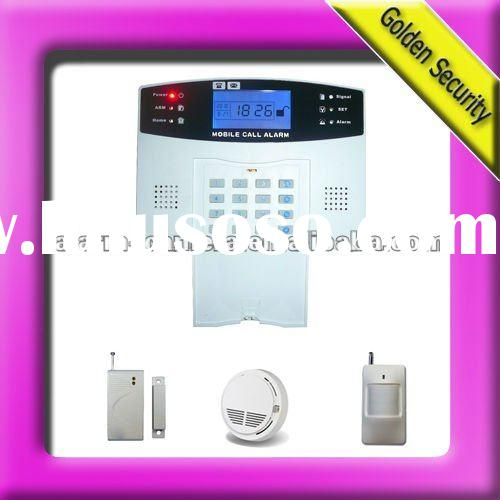 high-calibre Wireless home security alarm system with low price
