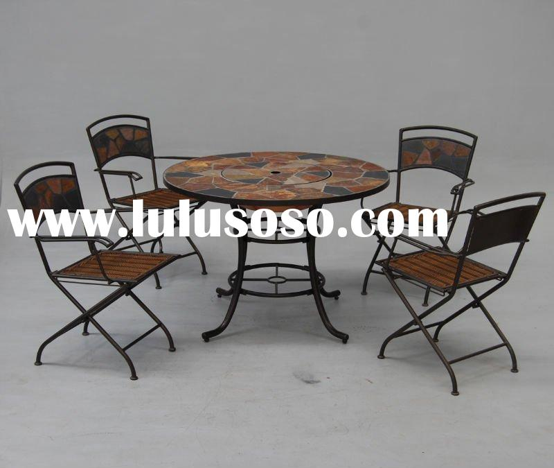 outdoor fire pit table sets 104201
