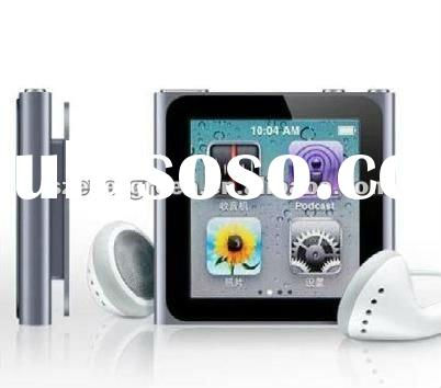 1.8inch tft touch screen mp4 player