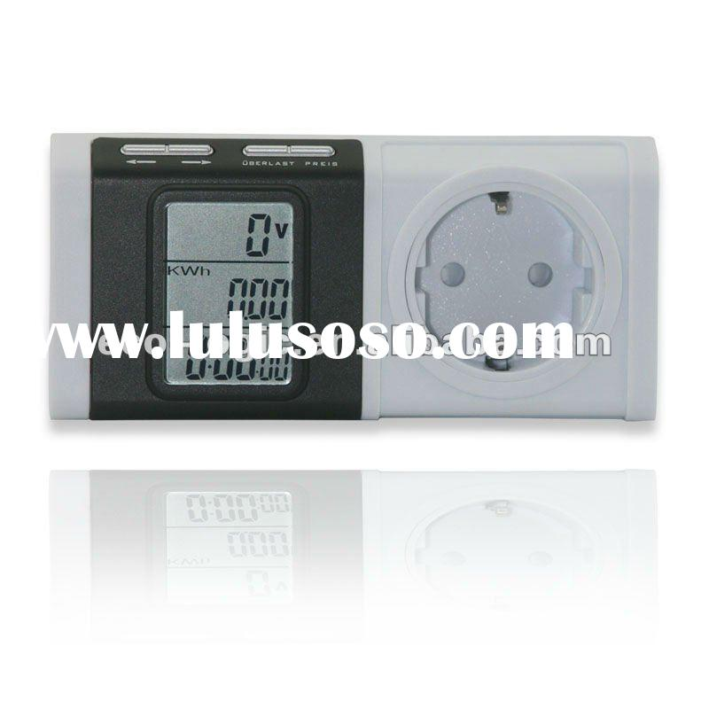 2012 Latest Digital Energy Meter LCD Display from manufacturer