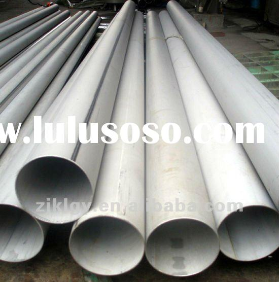 Food Grade Stainless Steel Seamless Tube