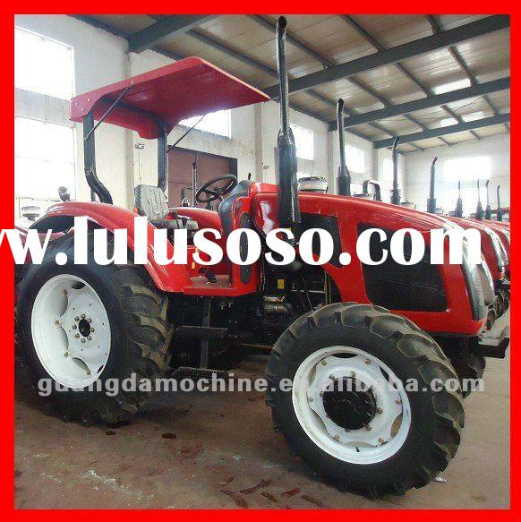High quality low price 100HP 4wd new farm tractor
