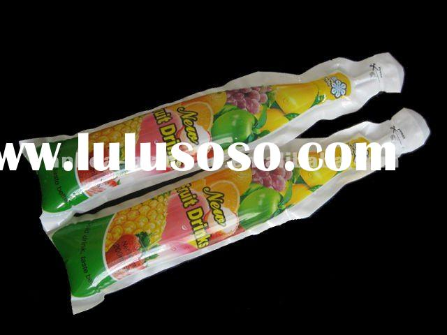 Mixed fruit juice pouch filling sealing packing machine