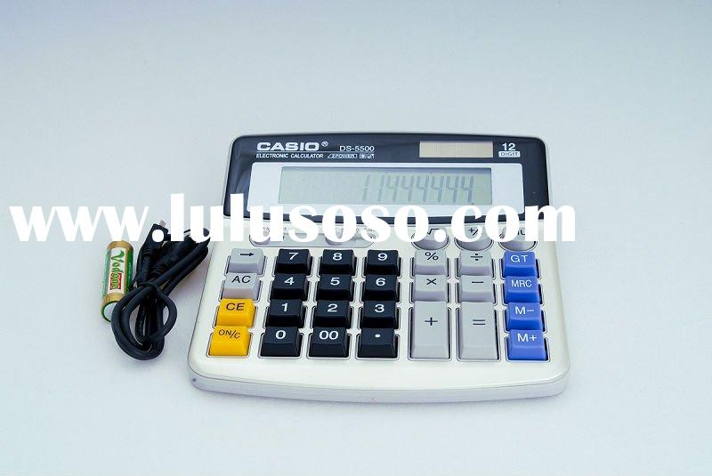 Motion detective HD Calculator Cam DVR (LY-1055)