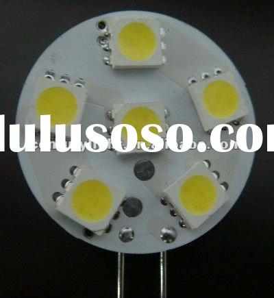 Non Polarity 10-30V DC LED marine light G4