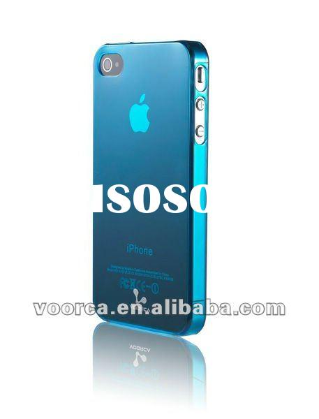 Ultra-thin 0.6mm case for iPhone Clarity Case for iPhone 4/4S