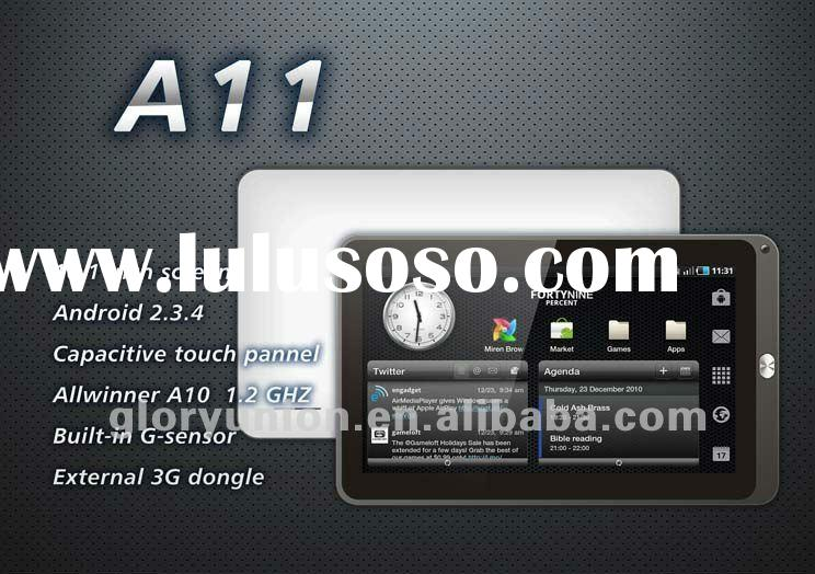 cheapest 10 inch capacitive screen wifi usb 3g Tab pc