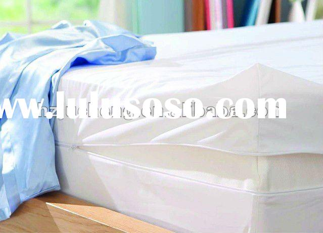 microfilament nonwoven for mattress fabric