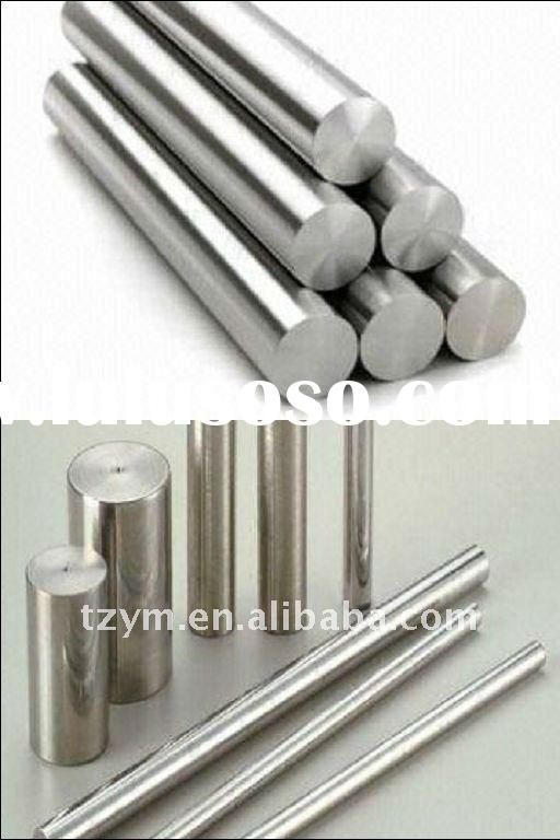 304 steel hot rolled cold draw stainless steel round bar / round steel