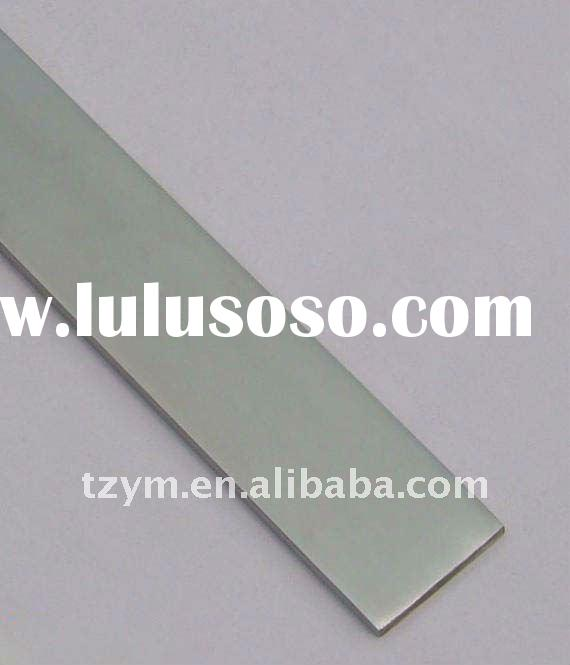 304 steel hot rolled cold rolled stainless steel flat bar steel bar