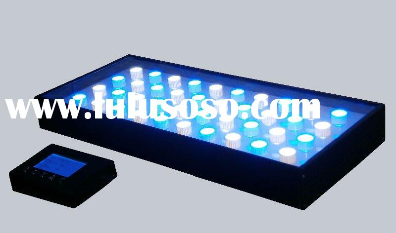Auto dimming Led aquairum light with wireless controller