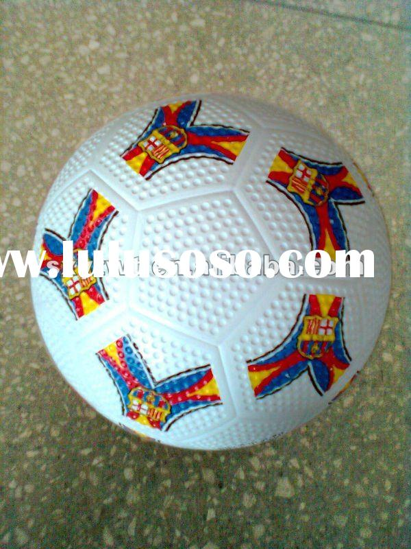 High quality rubber footballs