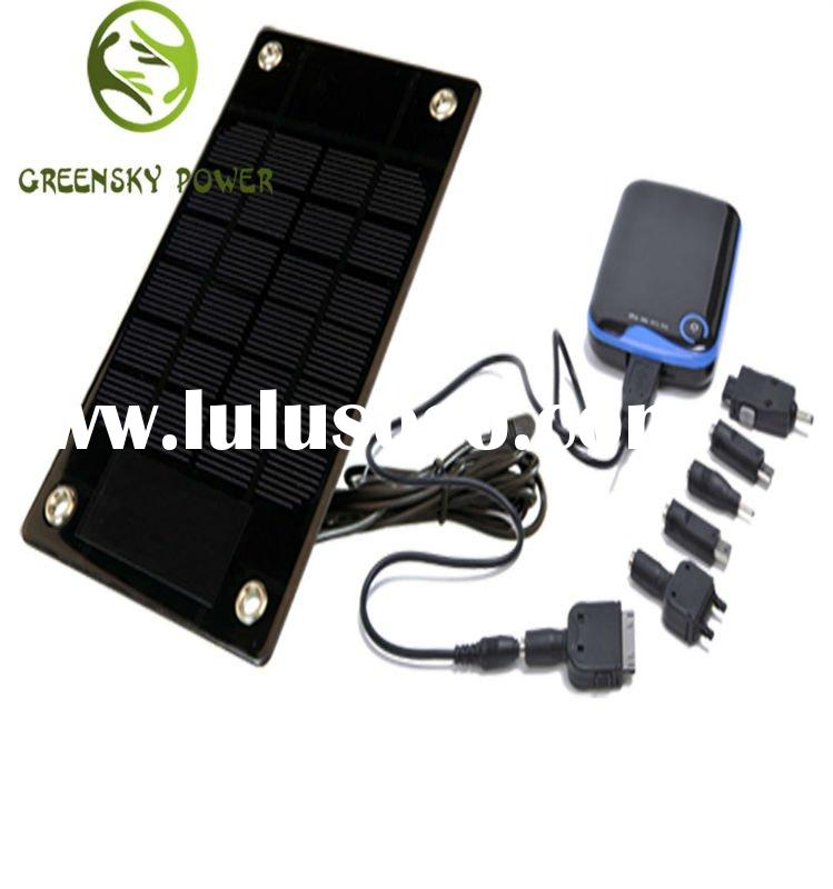 Portable DC Solar Iphone Charger Gs-SC-0303A