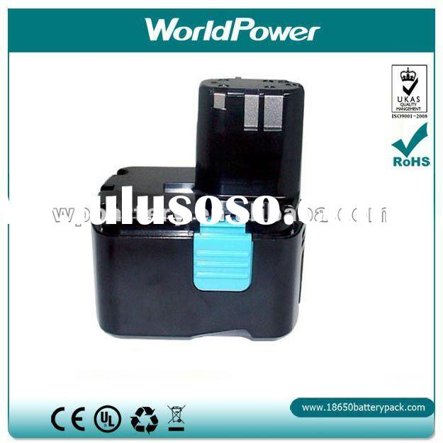 Replacement 14.4V power tool battery for Hitachi