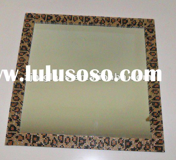 Wall Decorative Crystal Bling Mirror(New Style)
