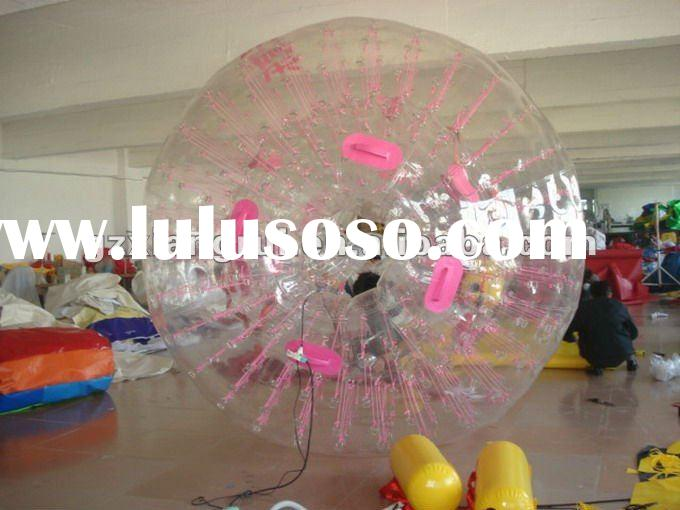 water game zorbing ball