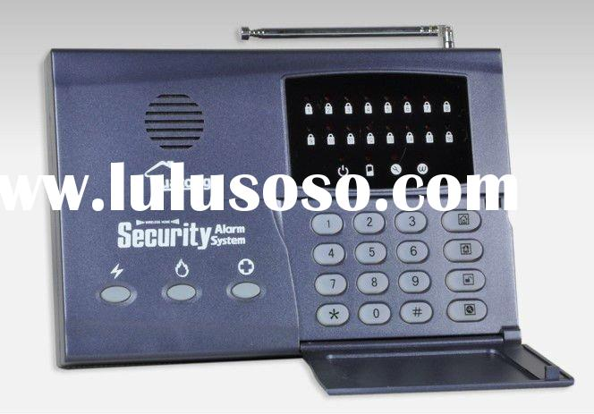 Muti-function home security alarm system HT-768C