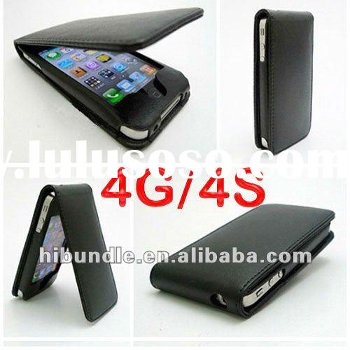 Pvc Leather Case Cover Pouch Bag For Apple iPhone 4 4G 4S
