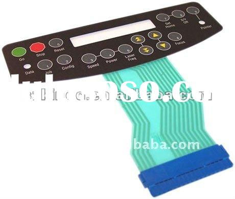 electrical membrane switch