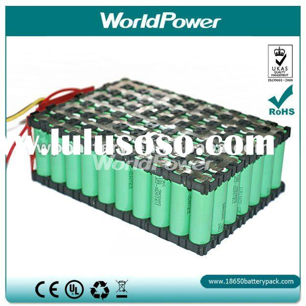 48V 10Ah storage system lithium-ion battery pack with BMS