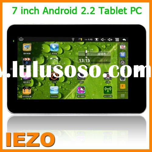 Best 7 inch android 2.2 with WiFi 3G tablet pc V79