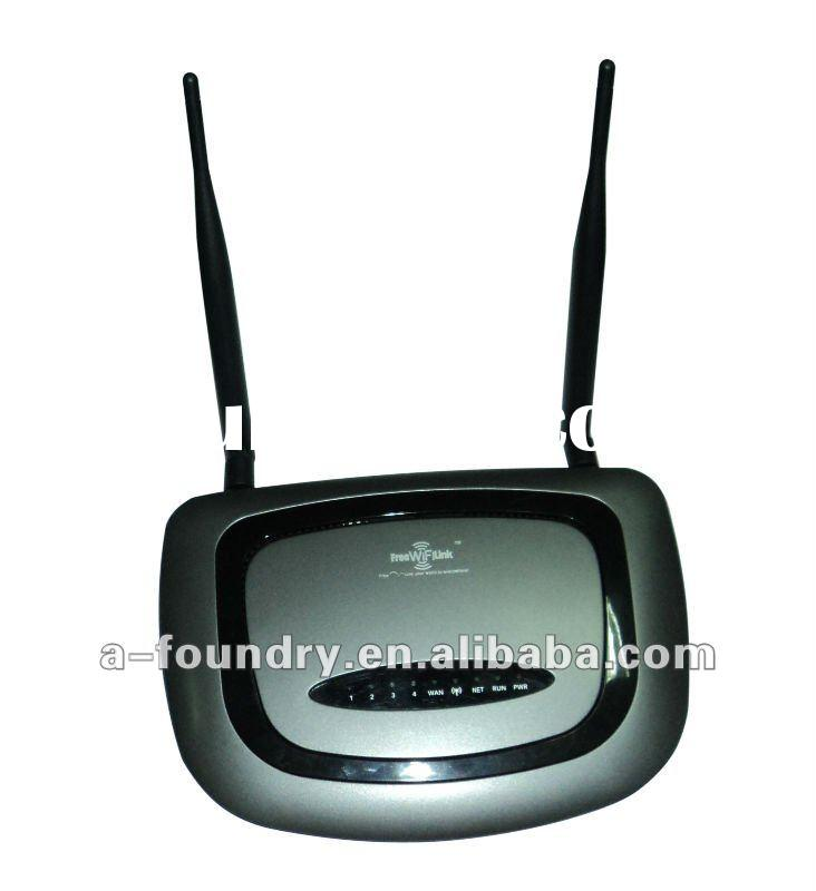 High Power 3G Wireless Router with 300M Transmit Date Rate