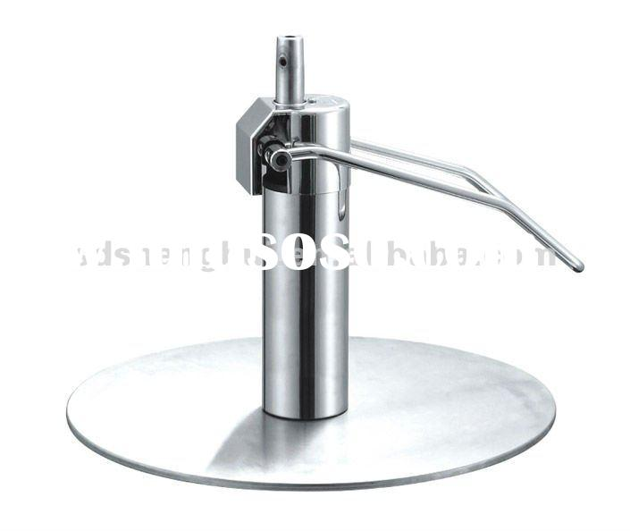 M03 Hydraulic pump barber chair parts base 2012 New Factory direct sale Classic Stainless Steel base