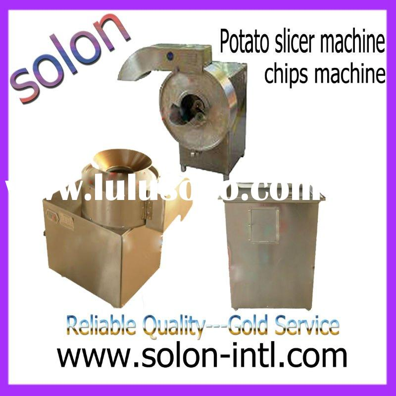 Hot Selling Automatic Potato Chips Machine in 2012
