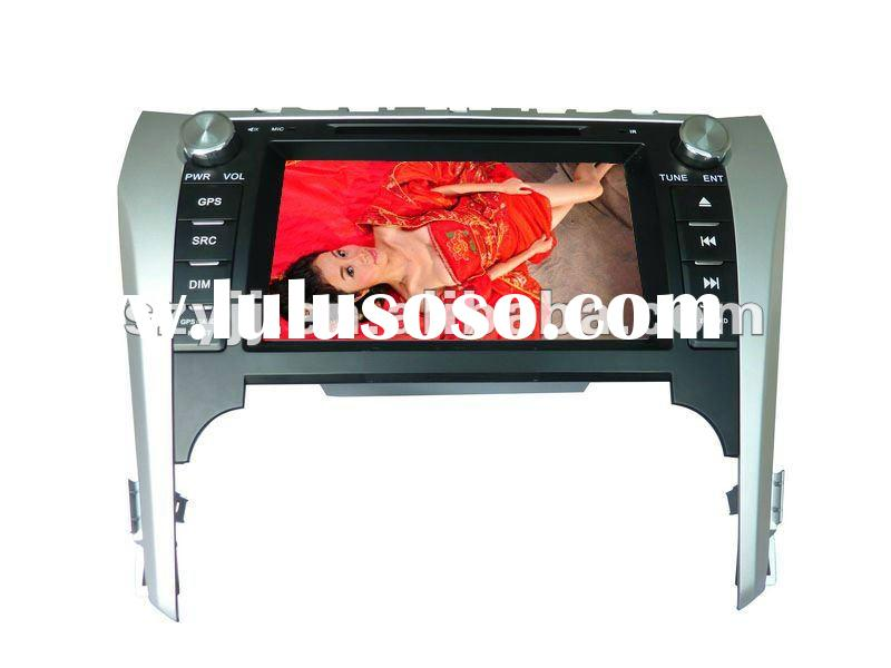 car dvd player for 2012 TOYOTA CAMRY gps navigations