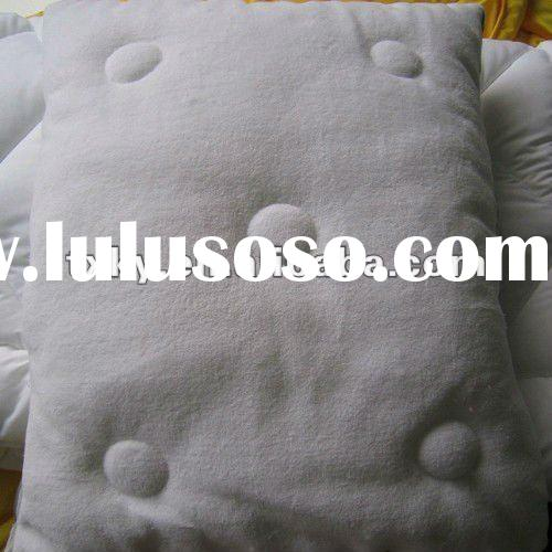high quality and soft microfibre pillow