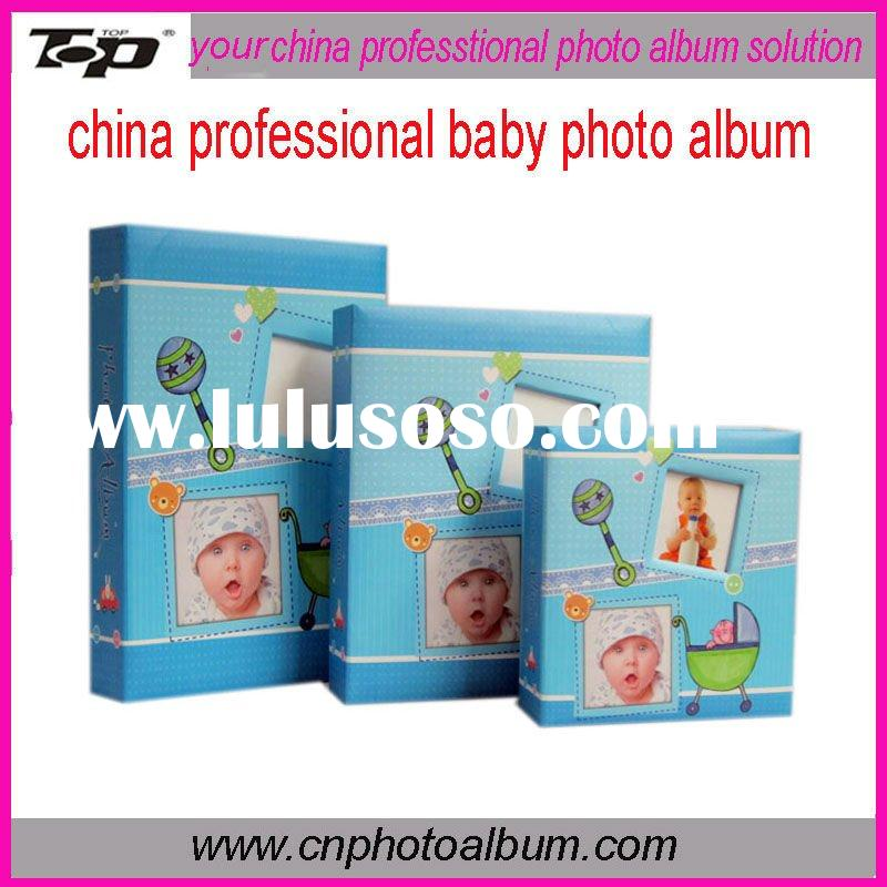 china professional baby photo album