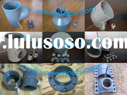 injection plastic pvc fitting mould making