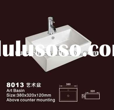 bathroom sink 8013
