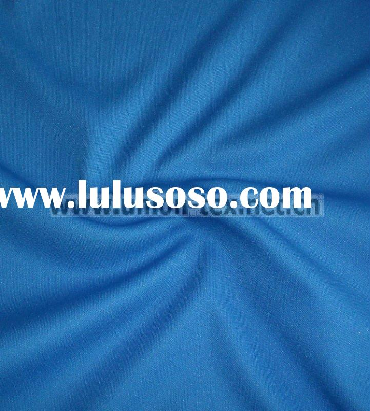 100% Polyester Plain Cloth Knitting Fabric