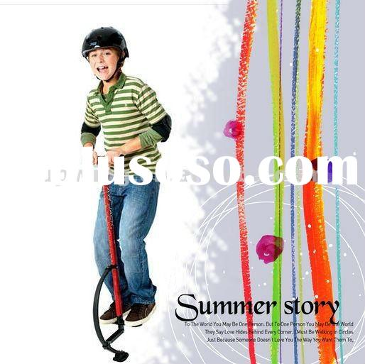 2012 Hot Sale Latest Style Outdoor Fitness Toys for Kids and Teenager Jumping Pogo Stick