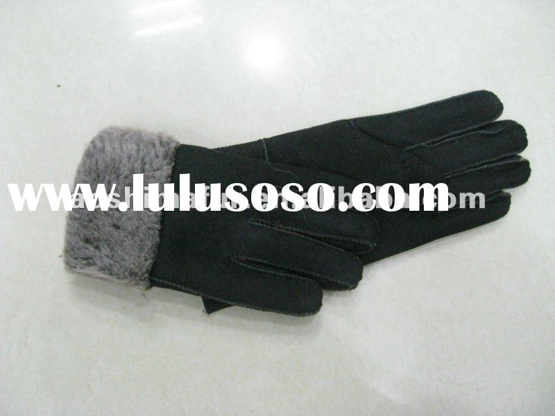 2012 the latest fashional ,High-grade leather gloves