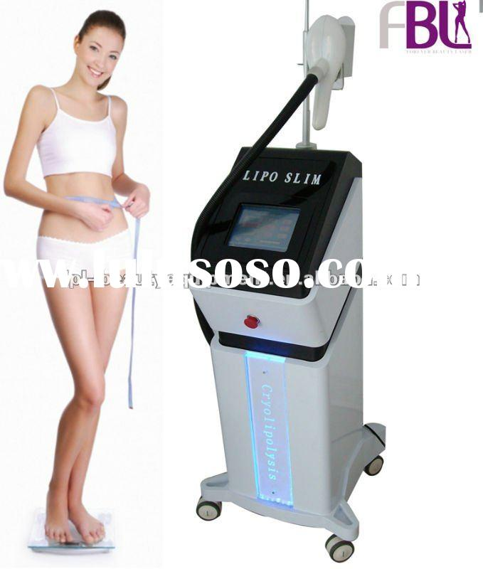Cryolipolysis freeze fat removal equipment