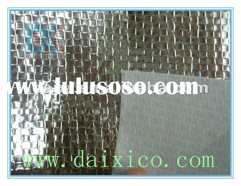 anti fire insulation underly woven roof foil