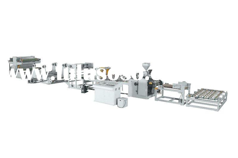craft paper and plastic printing cylinder molding middle seam bonding pouch machine/equipment