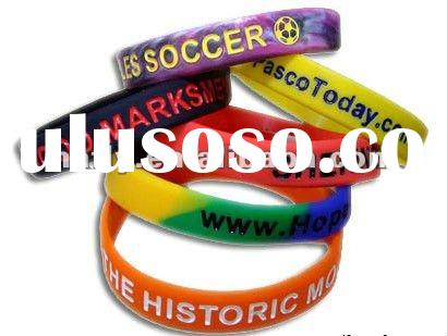 2012 London Olympic Silicone Wristbands