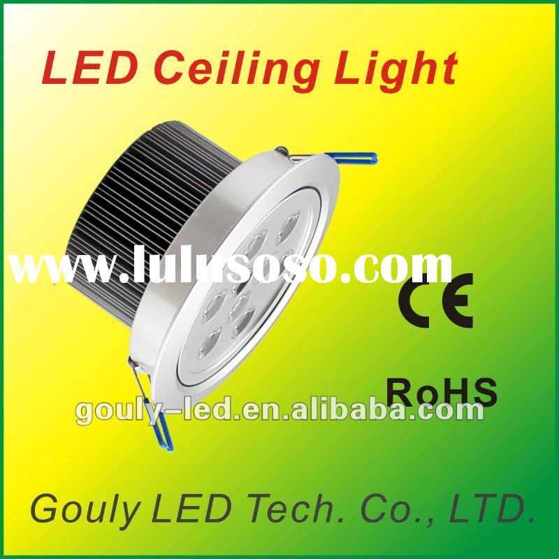 High power Dimmable 5w LED downlight , 9w LED ceiling light