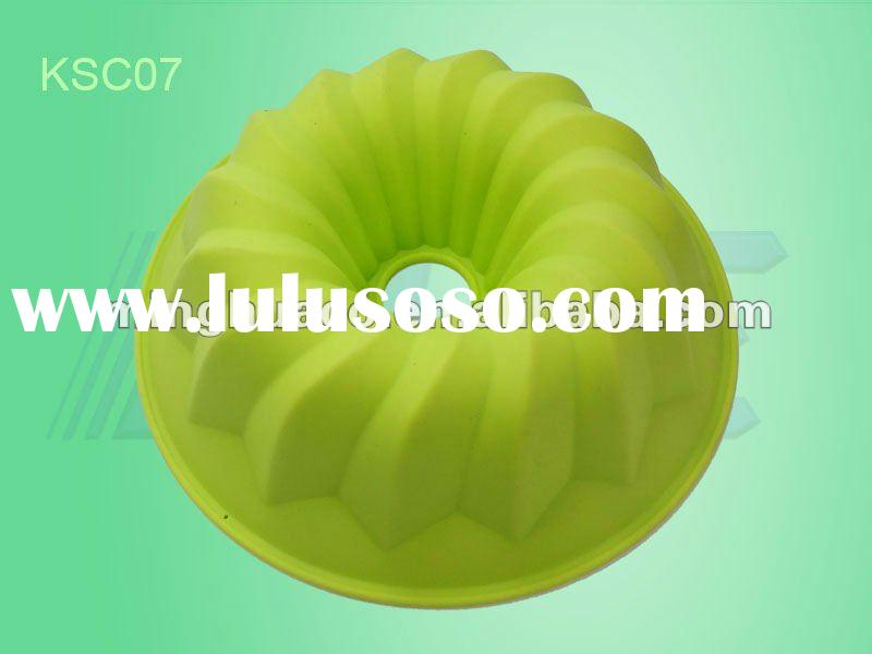 Silicone Cake Mould / Bake Pan / Chocolate mold