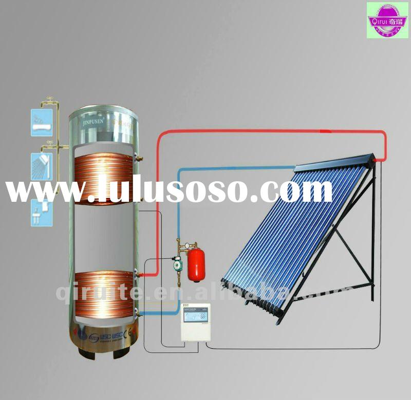 Split Pressurized Solar Water Heater