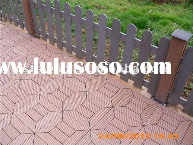 WPC Outdoor Tile
