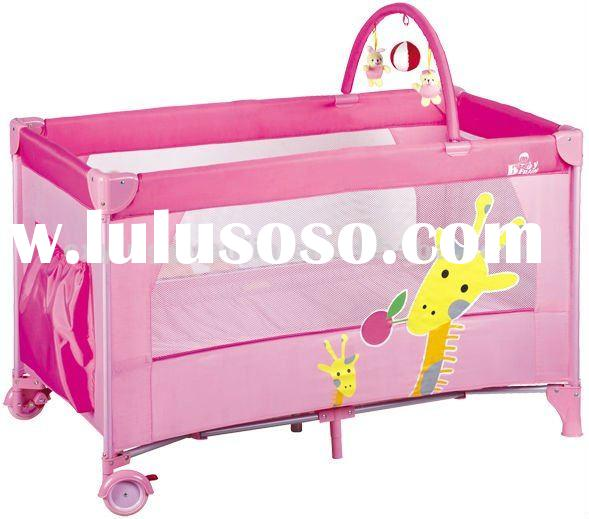baby bed cot new design EN716 high quality